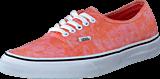 Vans - U Authentic (Sparkle) Coral