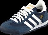 Adidas Originals - Dragon New Navy/W/Met Gold