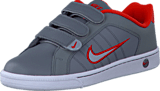 Nike - Court Tradition 2 Plus (Gsv) Cl Grey/Wlf Gry-Lt Crmsn-White