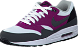 Nike - Air Max 1 Essential White/Grey/ Magenta/Black