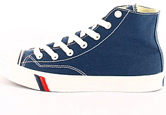 ProKeds - Royal Hi Navy/White Canvas
