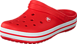Crocs - Crocband Flame/White