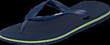 Havaianas - Brasil Logo Navy Blue