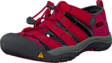 Keen - Newport H2 Rose Red/Gargoyle