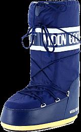 Moon Boot - 140044 Nylon Blue