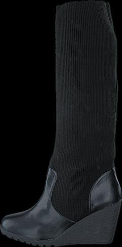 Lady CG - Rubber Sock Black