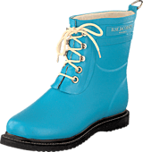 Ilse Jacobsen - Short Rubberboot Turquoise