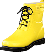 Ilse Jacobsen - SHORT RUBBERBOOT 80 Yellow