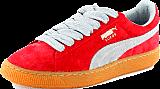 Puma - Classic Eco Suede Red/Gray