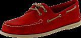 Sperry Topsider - A/O 2-Eye Red Salt Washed