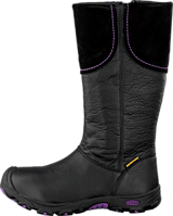 Keen - Laken Boot WP Black / Purple Heart