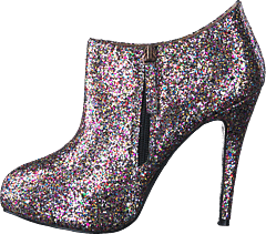 Fashion By C - Party ankleboot SIlver