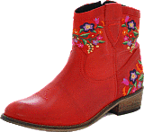 Duffy in Leather - 52-02058-15 Red
