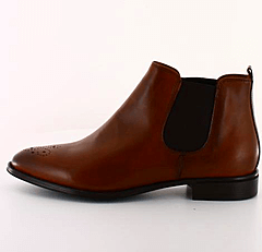 Marc O'Polo - Flat Heel Chelsea C Antic Calf