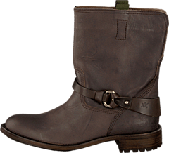 Mexx - Denise 2 Cow Lthr Boots Charcoal