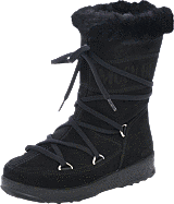 Moon Boot - Butter Mid JR Black