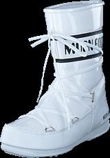 Moon Boot - P. Jump MId White/Black