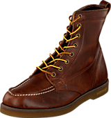 Sebago - Fairhaven Boot Brown oiled waxy