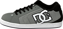 DC Shoes - Net Se Shoe Grey/Grey/Black