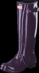 Hunter - Original Tall Gloss Purple Urchin