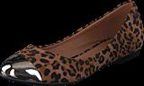 STHLM DG - 631316-07 Brun Svart Leopard