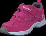 Timberland - Trail Finder Hook & Loop Ox Pink