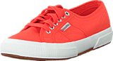 Superga - 2750-Cotu Classic Red Coral