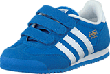 adidas Originals - Dragon Cf C Bluebird/White