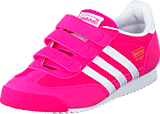 adidas Originals - Dragon Cf C Shock Pink S16/Ftwr White