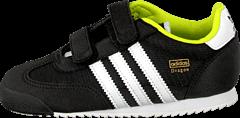 adidas Originals - Dragon Cf I Black/White/Yellow