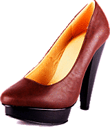 Nelly Shoes - Himla / Brown