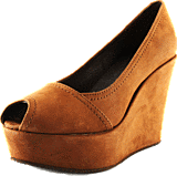 Shoe Biz - Nubuck Brown 2
