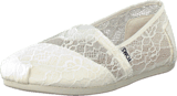 Toms - Seasonal Classic White Lace