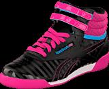 Reebok Classic - F/S Hi Black/Charged Pink/Blue/White