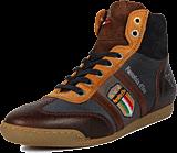 Pantofola d'Oro - Fortezza Mid Jr