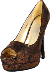 Nelly Shoes - Noelle