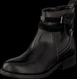 Marc O'Polo - Flat Heel Bootie 990 Black