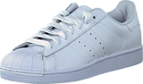 adidas Originals - Superstar II White/White/White