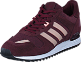 adidas Originals - Zx 700 W Maroon/Haze Coral S17/Night Re