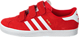adidas Originals - Gazelle 2 Cf C Lush Red S16-St/Ftwr White