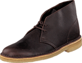 Clarks - Desert Boot Brown Tumb Leather