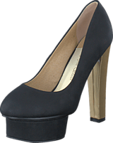 Sugarfree Shoes - Marica Black / Gold