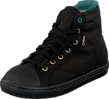 Tretorn - HOCKEYBOOT 2.0 VINTER GTX Black