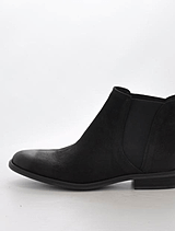 Mentor - Chelsea Boot Washed Black