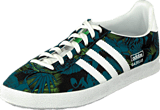 adidas Originals - Gazelle Og W Core Black/White/Green