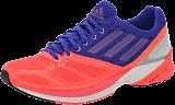 adidas Sport Performance - Adizero Tempo 6 W Red Zest S13/Blast Purple