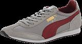 Puma - Puma Sf77 Gray/Red