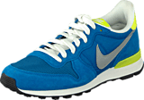 Nike - Nike Internationalist Mltry Bl/Slvr-Vnm Grn-Smmt Wht