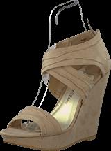 Sugarfree Shoes - Paige Beige