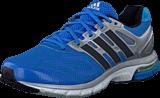 adidas Sport Performance - Supernova Sequence Solar Blue/Black/Running White